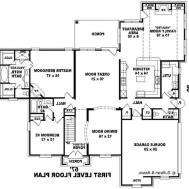 Small Modern House Plans One Floor Home Design