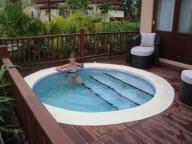 Small Round Swimming Pool Garden Above Ground