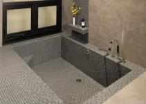 Small Tubs Showers Sunken Bathtub Shower Walk