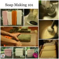 Soap Making 101 Cold Process