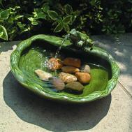Solar Water Fountain Ideas Your Garden