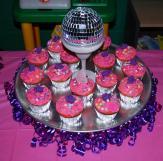 Something Make Disco Cupcakes