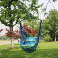 Sorbus Hanging Rope Hammock Chair Swing Seat Any