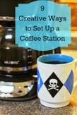 Southern Scraps Creative Ways Set Coffee Station