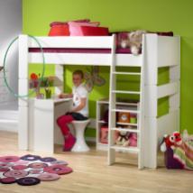 Space Saver Kids Beds Interior Design