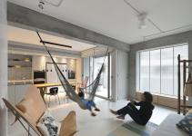 Space Savvy Taipei Apartment Does Away