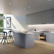 Special Inspiration Fitted Kitchens Store Loft Interior