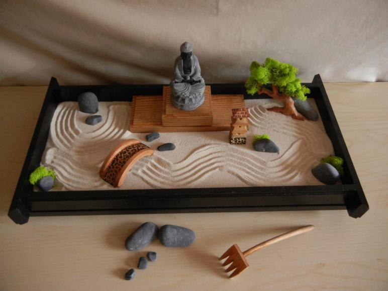 Special Request Gavin Large Deluxe Desk Top Zen