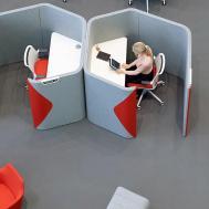 Spectrum Workplace Office Quiet Zone Focus Room