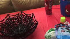 Spider Man Birthday Party Halloween Games Decorations Diy