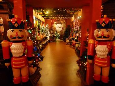 Spirit Adventure National Christmas Center