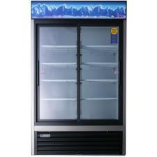 Splendid Glass Door Refrigerators Merchandising