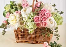 Spring Floral Arrangement Ideas Craftivity Designs