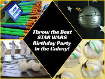 Star Wars Party Ideas Parentmap