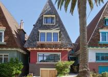 Steeply Pitched Roof Home Cole Valley Lists 95m