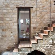Stone House Israel Built Shape Hebrew