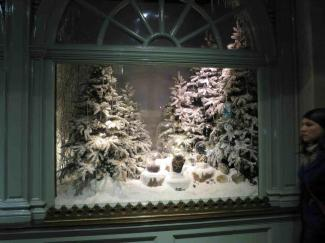 Store Window Christmas Decorations Temasistemi