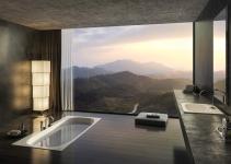 Stunning Luxury Bathrooms Incredible Views