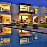Stunning Modern Contemporary Sunset Strip Luxury Residence