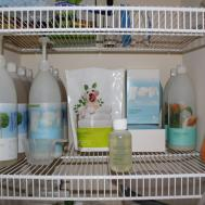 Stunning Shelving Ideas Small Laundry Room Design