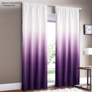 Styles Purple Blackout Curtains