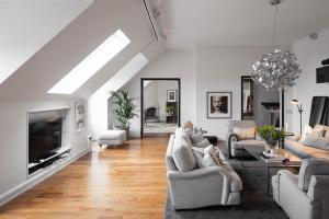 Stylish Apartment Stockholm