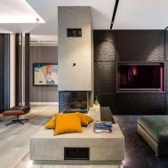 Stylish Duplex Apartment Milan Custom Made