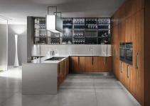 Stylish Modern Italian Kitchen Home Design Journey
