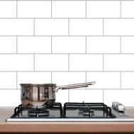 Subway Tile Backsplash Dining Room Kitchen Wall Decals