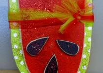 Summer Decor Watermelon Interchangeable Home