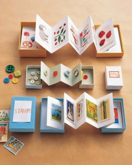 Summer Scrapbooking Projects Kids Martha Stewart