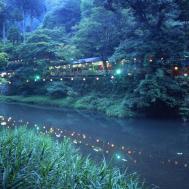 Summer Time Kawadoko Dining River Kyoto