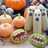 Super Easy Healthy Halloween Treats Fablunch