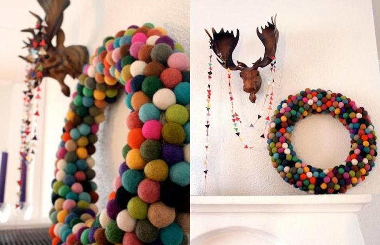 Super Simple Modern Diy Christmas Decorations Homeli