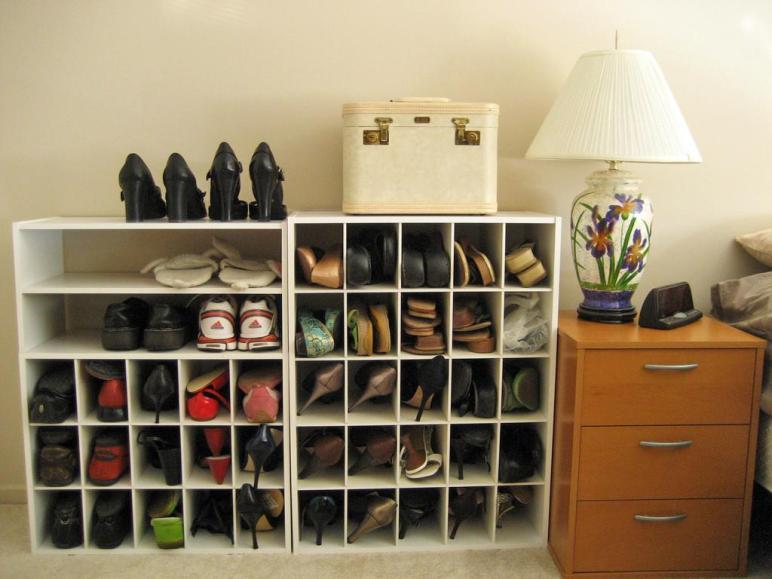 Superb Shoe Storage Ideas