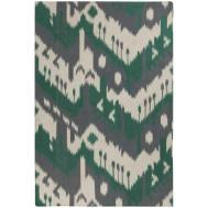 Surya Jewel Tone Rectangular Green Area Rug Syjt2057rec