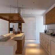 Suspended Cooker Hood Interior Design Ideas