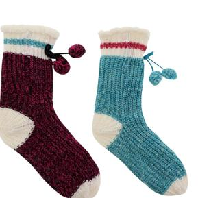 Sweater Socks 100 Shopping Sherpa