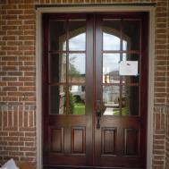 Swish Front Doors Ideas Wood