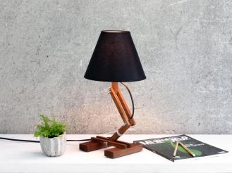 Table Lamps Black Shades Shade