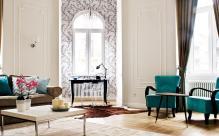Tastefully Renovated 19th Century Apartment Exuding