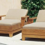 Teak Chaise Lounge Outdoor Furniture Furnitures