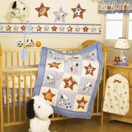 Teal Round Baby Cribs Inspire Your Furniturein