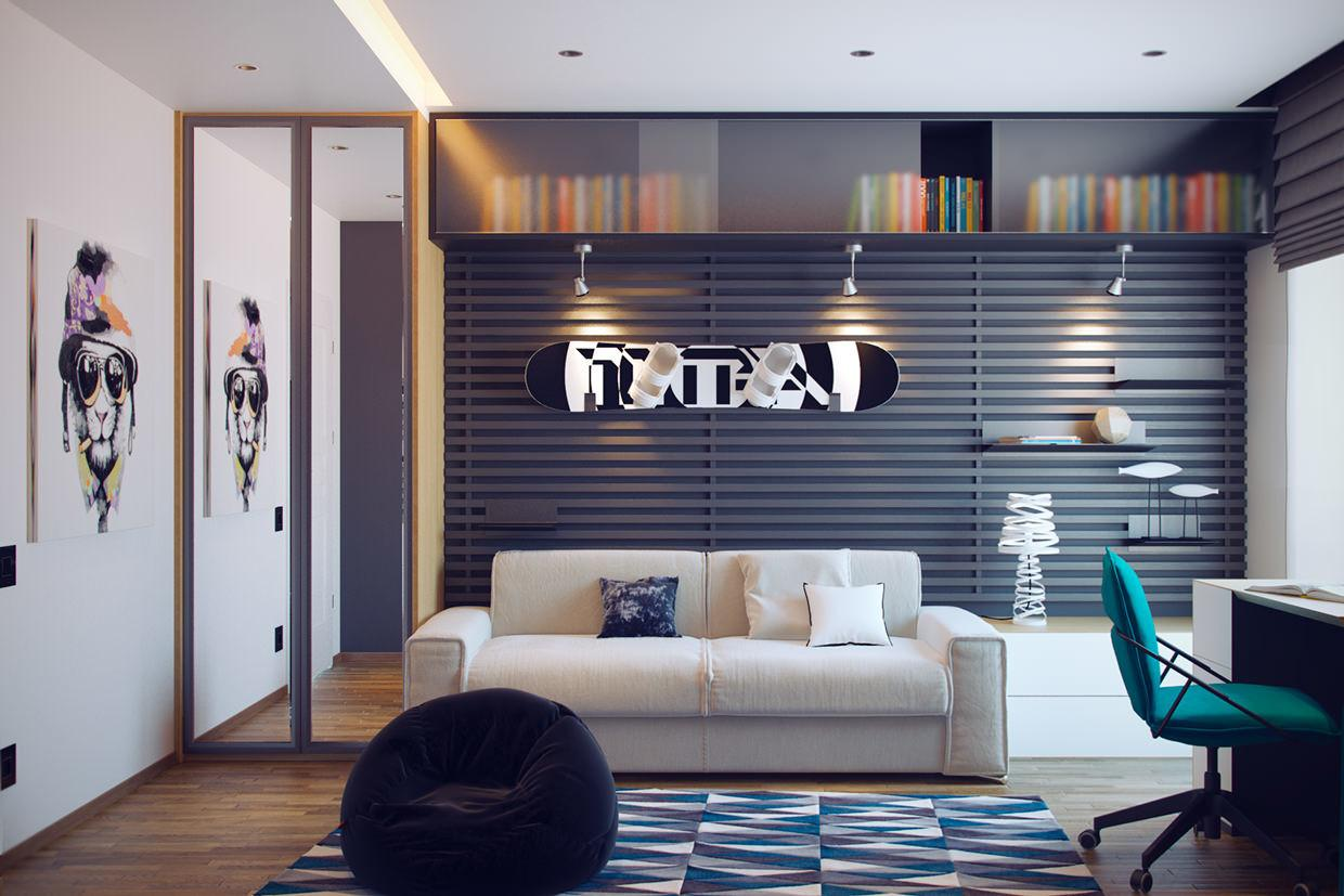 Really Amazing Teenage Boys Rooms Ideas That You Can Make By Yourself Stunning Photos Decoratorist