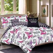 Teen Girls Pink Dusty Rose Bedding Sets Ease