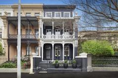 Terrace Linked Melbourne Landmarks