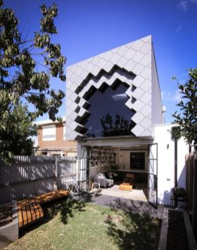 Tessellated Box Addition Melbourne Home