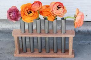 Test Tube Flower Vase Crafted Life