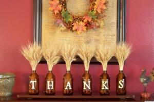 Thanksgiving Crafts Easy Decoration Idea Hot