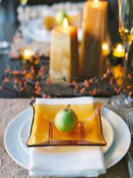 Thanksgiving Table Setting Ideas Entertaining